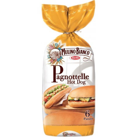 Pagnottelle per Hot Dog MULINO BIANCO
