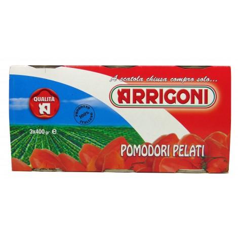 Pomodori Pelati Tris