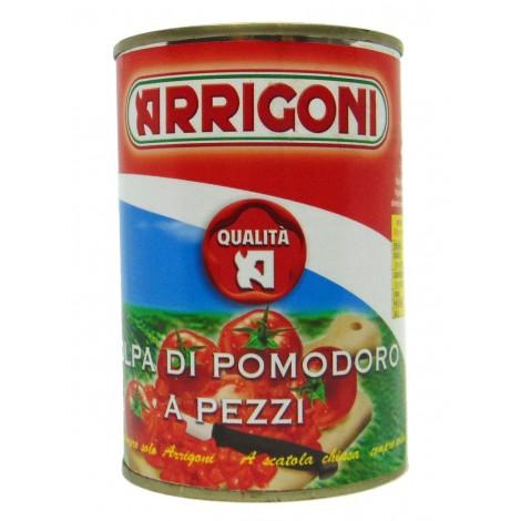 Polpa di Pomodori a pezzi