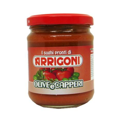 Sugo Olive e Capperi ARRIGONI