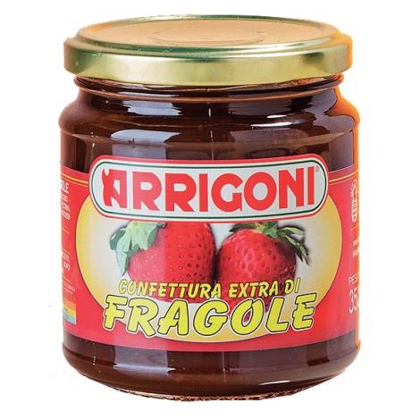 Confettura Extra Fragole ARRIGONI