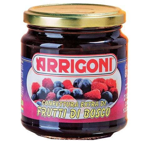 Confettura Extra Frutti di Bosco ARRIGONI