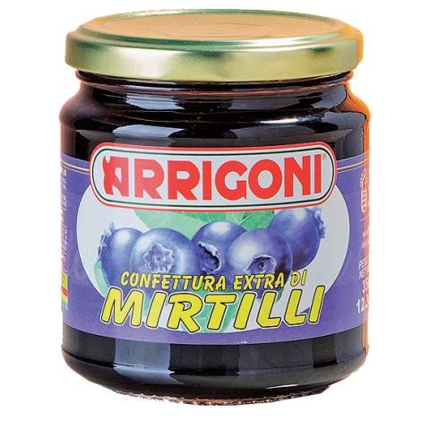 Confettura Extra Mirtilli ARRIGONI