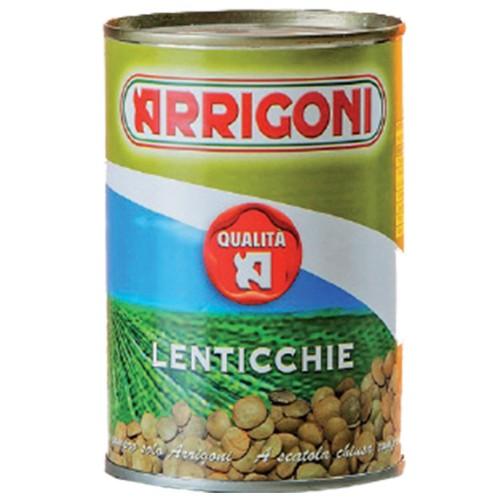 Lenticchie lessate