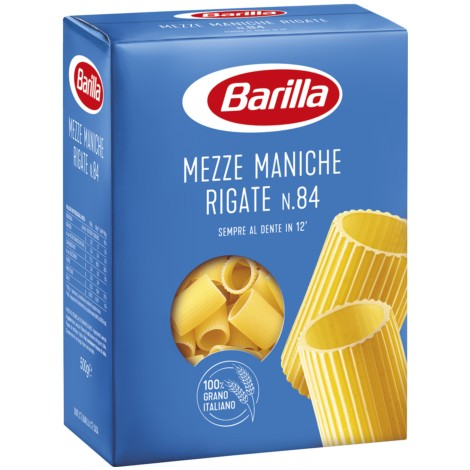 Mezze Maniche BARILLA