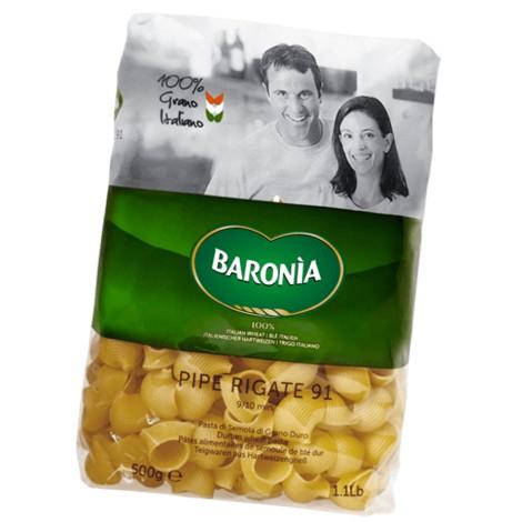Pipe Rigate BARONIA