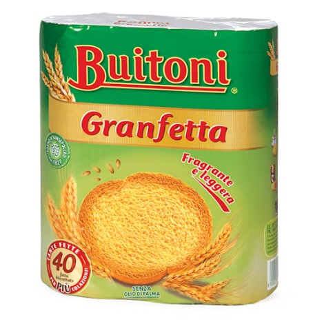 Fette Biscottate Granfetta BUITONI
