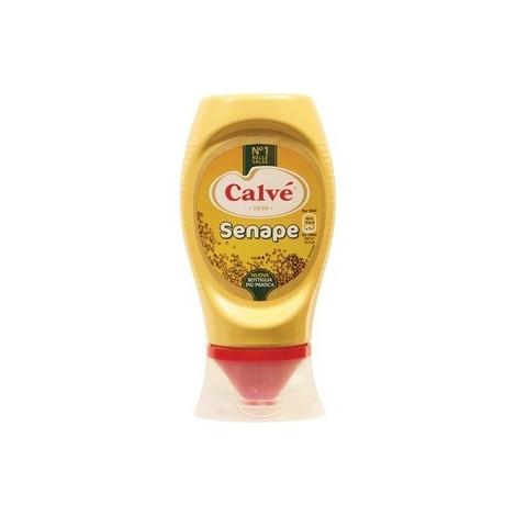 Senape CALVE' top down 250g