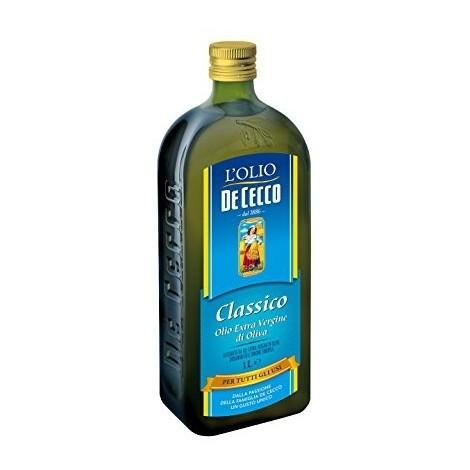 Olio Extra vergine di Oliva DE CECCO 1L