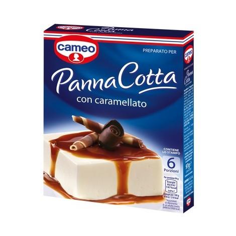 Panna Cotta con Caramello CAMEO 170g