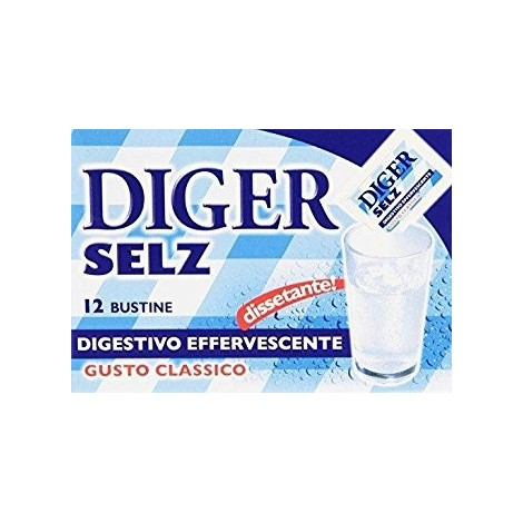 Diger Selz Classico 12 bustine