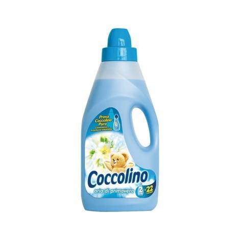 COCCOLINO Ammorbidente Blu Aria di Primavera 2L