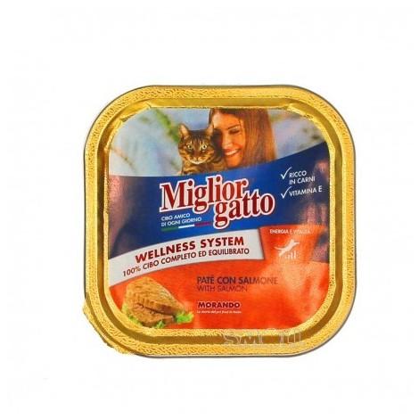 Patè Salmone MIGLIOR GATTO 150g - 8007520013017