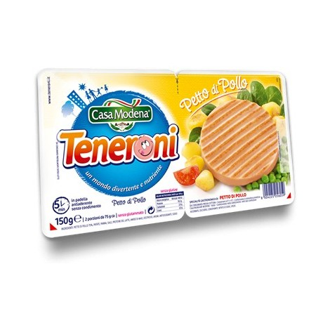 Pollo TENERONI 150g - 8004225056059