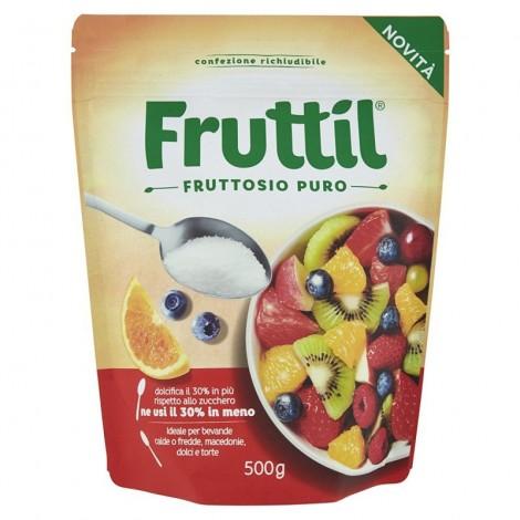 Fruttosio Puro FRUTTIL 500g - 8013399135507