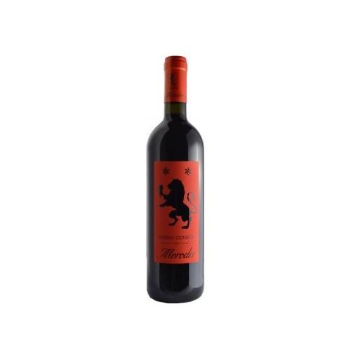 Rosso Conero MORODER 75cl - 8029375000042