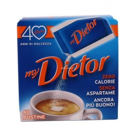 My DIETOR 40 bustine - 8013399153167