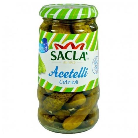 Acetelli Cetrioli SACLA' 290g - 8001060001497