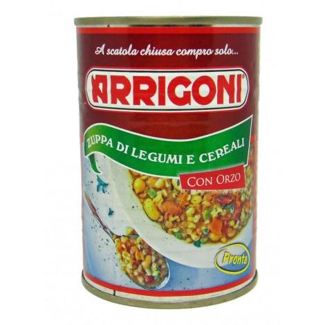Zuppa Legumi e Cereali con Orzo ARRIGONI