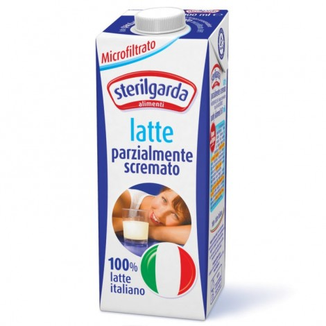 Latte Parzialmente Scremato STERILGARDA