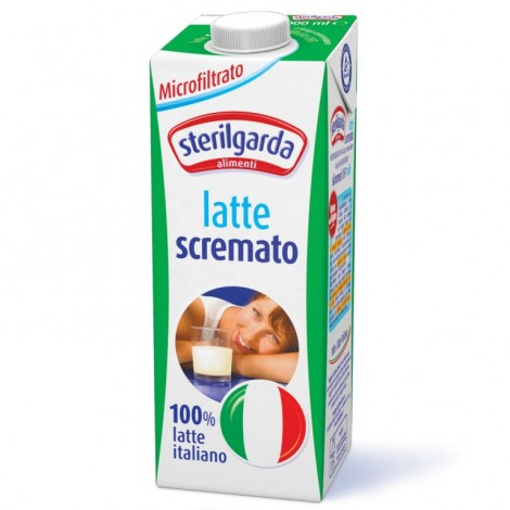 Latte Scremato STERILGARDA
