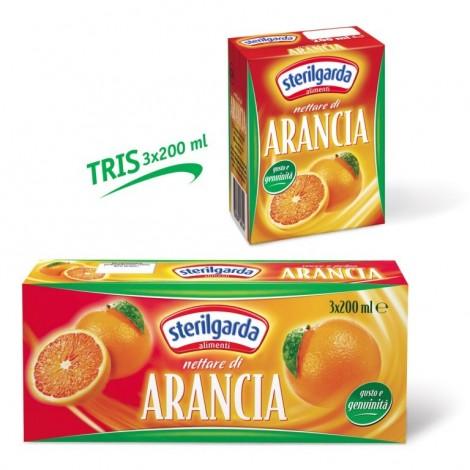 Succo Arancia STERILGARDA