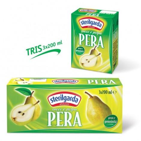 Succo Pera STERILGARDA