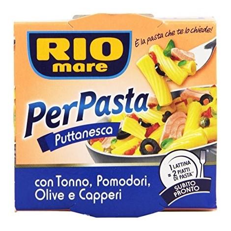 Per Pasta Puttanesca RIO MARE
