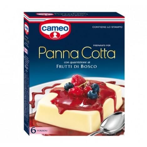 Panna Cotta con Frutti di Bosco CAMEO 107g