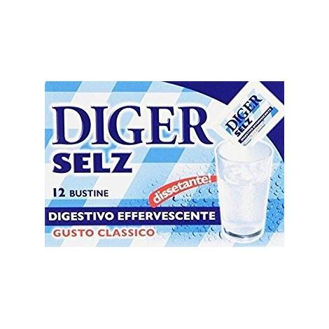 Diger Selz Classico 12 bustine