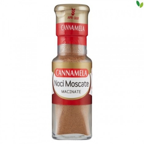 Noci Moscate Macinate CANNAMELA 25g