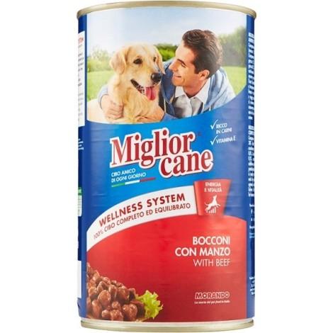Bocconcini Manzo MIGLIOR CANE 405g - 8007520011204