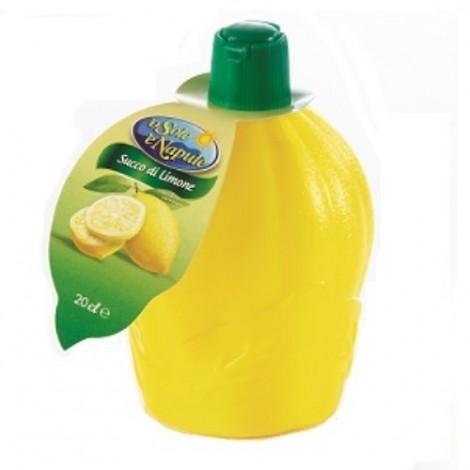 Succo di Limone O'SOLE E NAPULE 200ml - 8014259753718