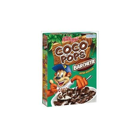 Coco Pops Barchette KELLOGG 350g - 5053827153805