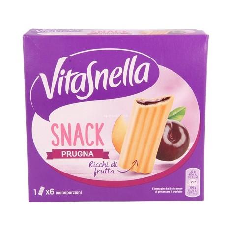 Snack Prugna VITASNELLA 162g - 8000090600038