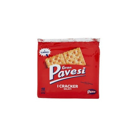 Crackers Salati COLUSSI