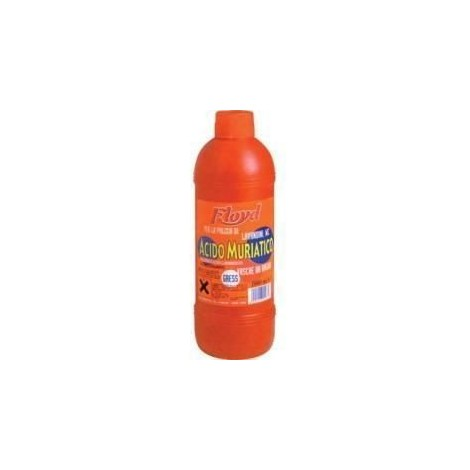 Acido Muriatico FLOYD 1L - 8000296000816